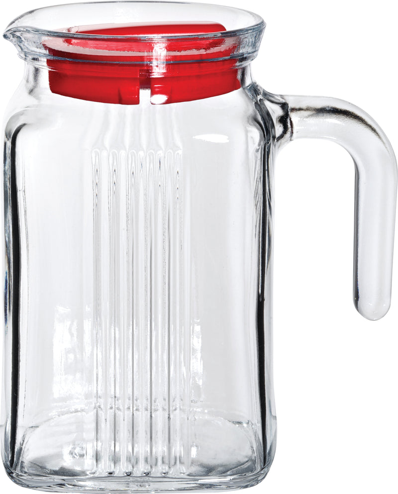 Fridge Jug with Red Lid 21.25oz (60cl)