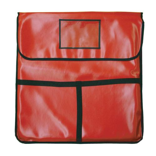 Vinyl Insulated Pizza Delivery Bag 508mm X 508mm