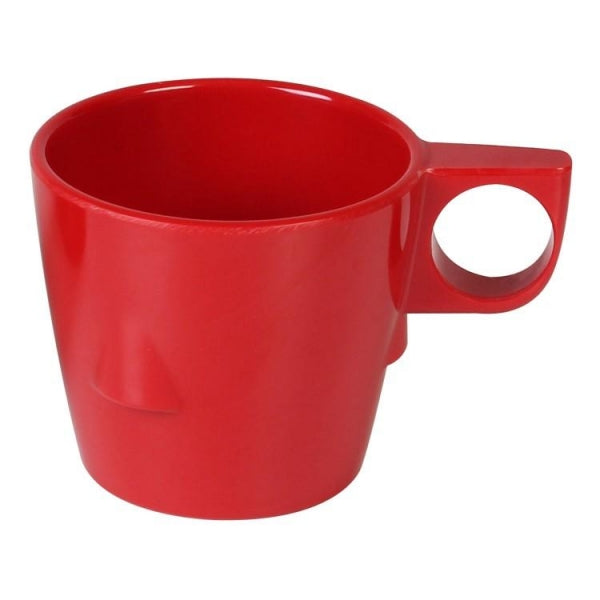 Stackable Melamine Cup-12/Pack - Kitchway.com