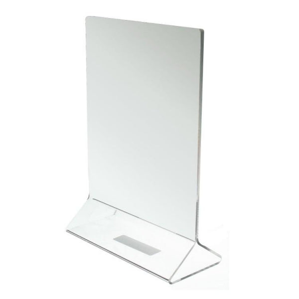 Plastic Table Card Holder - Kitchway.com
