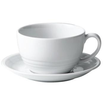 Porcelite Focus Large Saucer-17cm