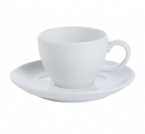Porcelite Prestige Bowl Shaped Cup - Kitchway.com