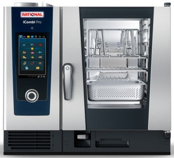Rational iCombi Pro ICP 6-1/1G  Gas Combi Oven