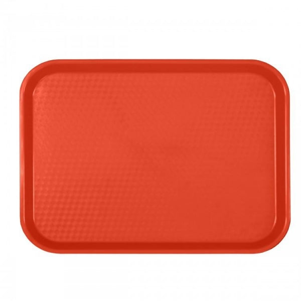 Rectangular Fast Food Tray - Kitchway.com