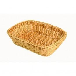 Rectangular Plastic Basket - Kitchway.com