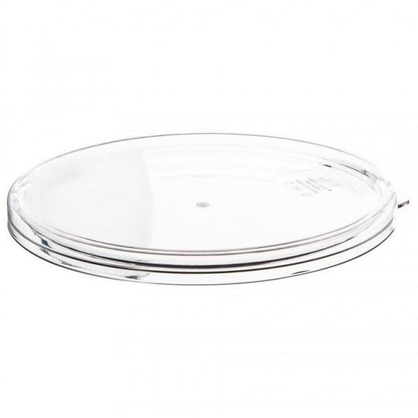 Round Polycarbonate Food Storage Lid - Kitchway.com