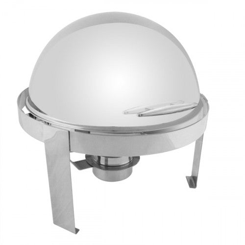 5.68 Ltr Round Roll Top Chafer