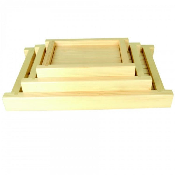 Shiraki Wood Sushi Server - Kitchway.com