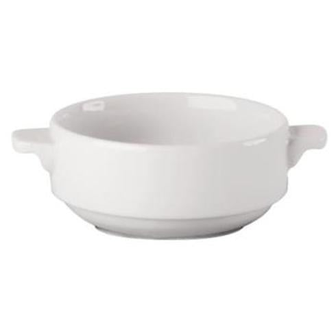 Simply Tableware Stacking Soup Cup - 28cl
