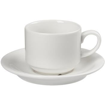 Academy Tea/ Stacking Cup-200ml - Kitchway.com