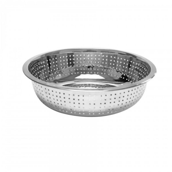Stainless Steel Chinese Colander - Kitchway.com