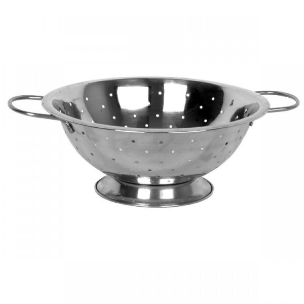 Stainless Steel Colander - Kitchway.com