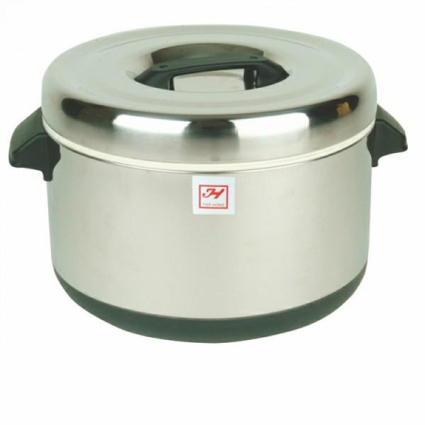 Stainless Steel Insulated Sushi Pot - Kitchway.com