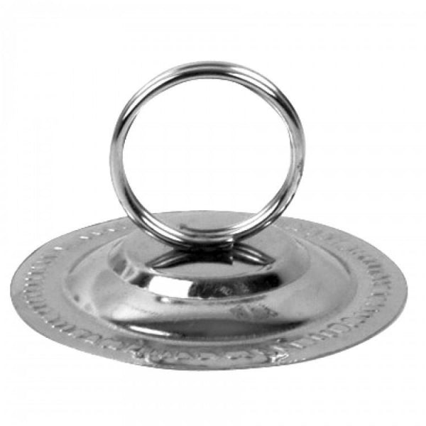 Stainless Steel Menu Holder - Kitchway.com