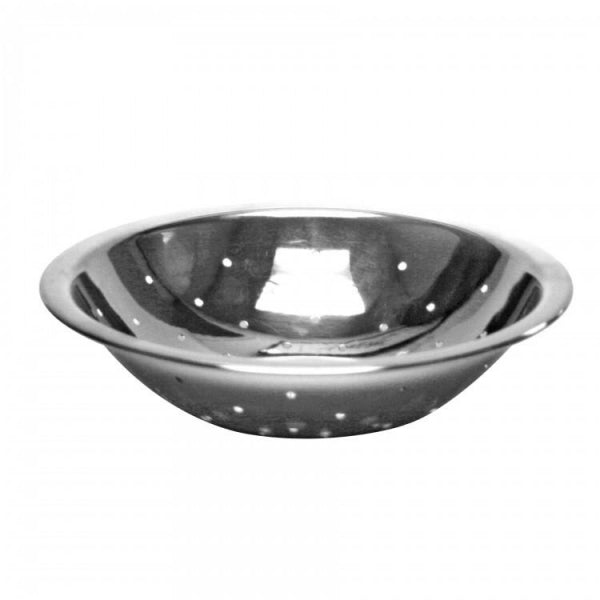 Stainless Steel Perforated Mixing Bowl - Kitchway.com
