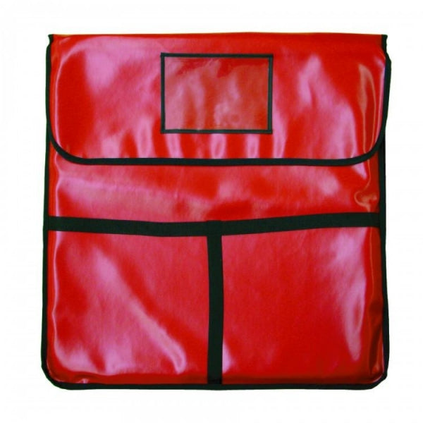 Vinyl Insulated Pizza Delivery Bag - Kitchway.com