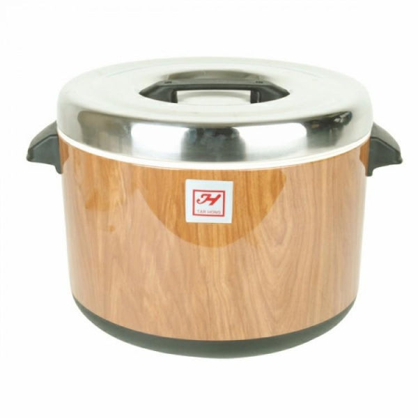 Wood Grain Insulated Sushi Pot - Kitchway.com