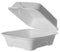 Green Planet Bagasse Clamshell Box - 150x150x75mm - Box of 500