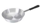 24cm Stainless Steel Frying Pan With Silicon Grip
