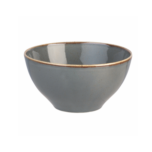 "Porcelite Seasons Storm Bowl 16cm (85cl) / 6 ¼"" (30 oz) - Pack of 6"