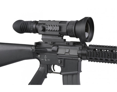 AGM Python TS75-640 Long Range Thermal Imaging Rifle Scope 640x512 (30 Hz), 75 mm lens