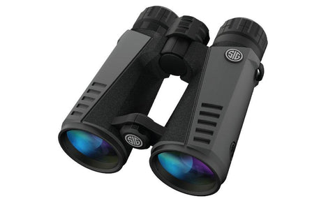 Sig Sauer Zulu 7 Binocular Open Bridge 8x42mm Open Bridge Graphite