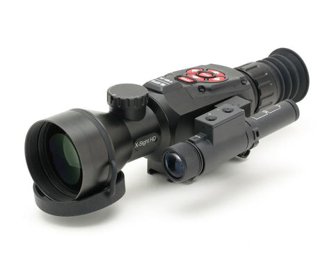 ATN X-Sight II HD Smart Day/Night Scope - 5-20x w/Full HD VideoRec WiFi GPS