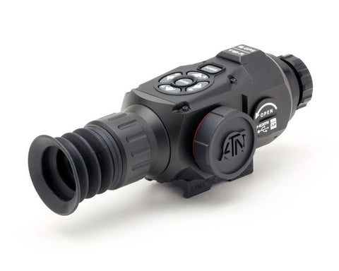 ATN Thor-HD 640 1.5-15x 640x480 25mm Thermal Scope w/Full HD VideoRec WiFi GPS