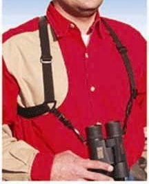 Burris Neck Relief Binocular Strap System - Brown