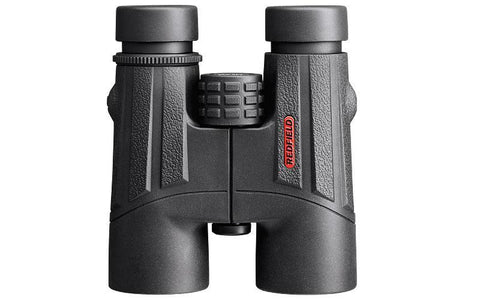 Redfield Rebel Roof Prism Binoculars - 10x42mm Black