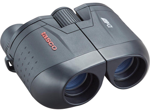 Tasco Focus Free Binocular 8x25mm Black Porro Box 6L
