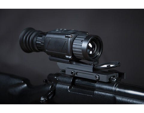AGM Rattler TS25-384 Compact Short/Medium Range Thermal Imaging Rifle Scope 384x288 (50 Hz), 25 mm lens