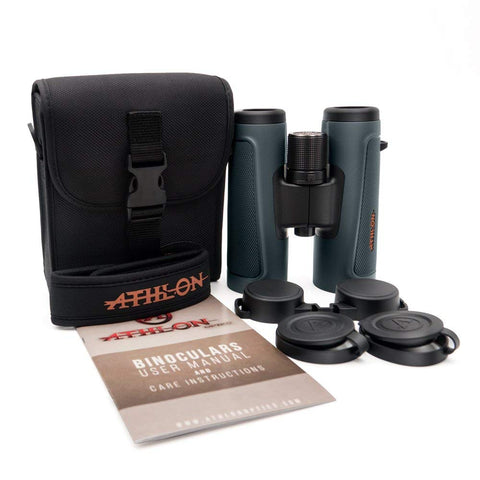 Athlon 10X42 Cronus Binoculars Package