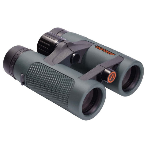 Athlon 8X36 Ares Binoculars Front Right View
