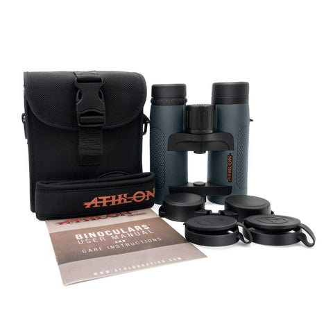 Athlon 8X36 Ares Binoculars Package