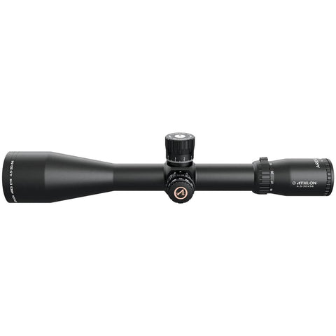 Athlon Ares ETR 4.5-30x56 Reticle APRS1 FFP IR MIL Black Side View