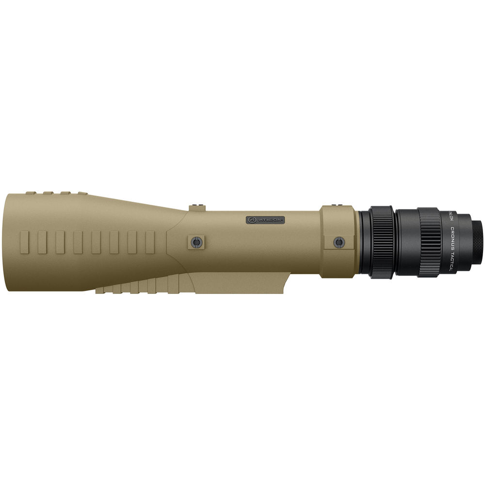 Athlon_Cronus_Tactical_7-42x60_Spotting_Scope_Tan_Side_Left_View