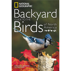Backyard Guide to Birds of North America, 2nd Edition (Valued at $30)
