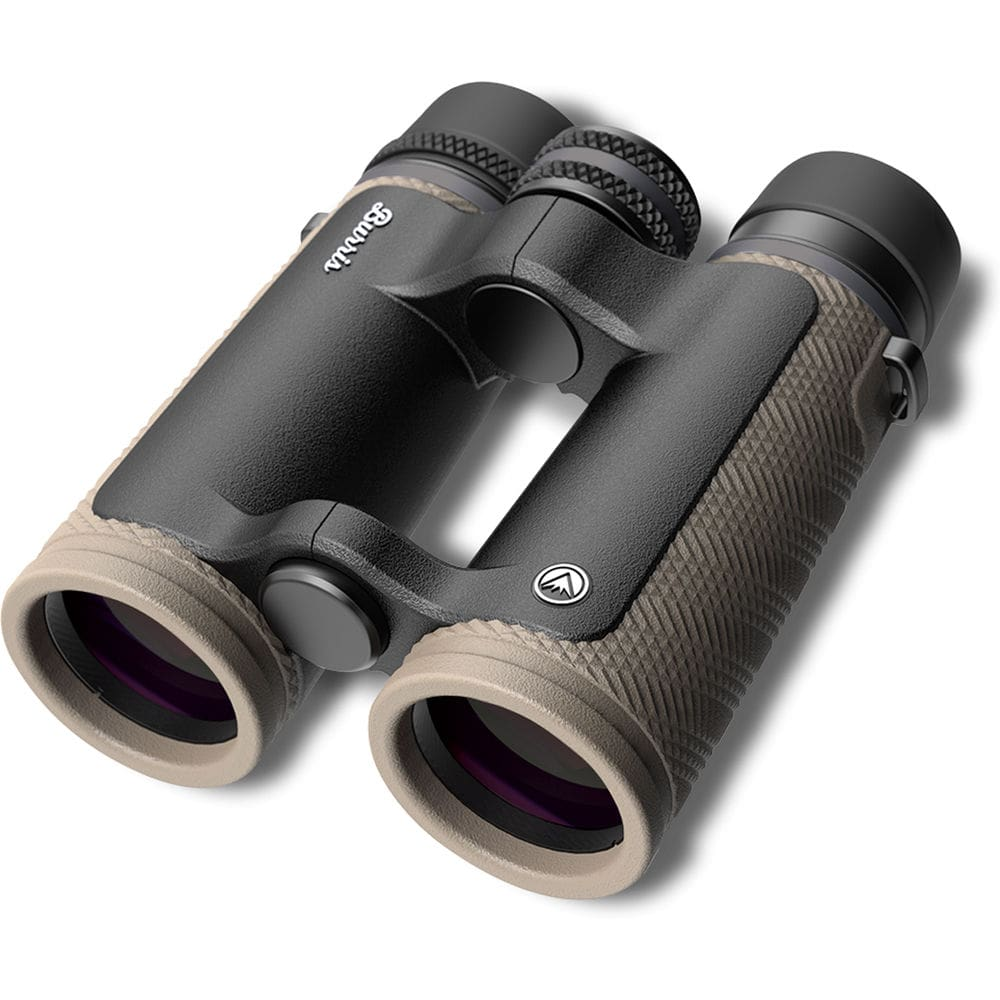 Burris 10x42 Signature HD Binocular Roof Prism Black 300293 Front Left View