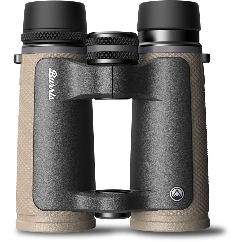 Burris 10x42 Signature HD Binocular Roof Prism Black 300293 Top View