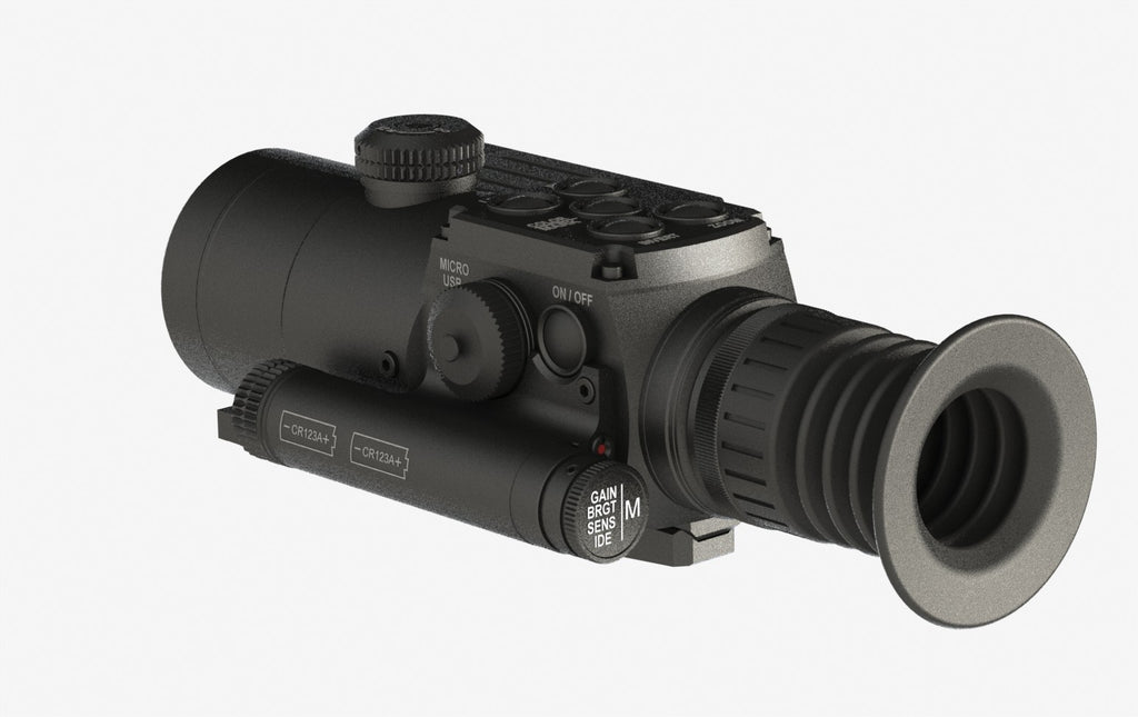 Luna Optics Genesis Long Range Thermal Riflescope