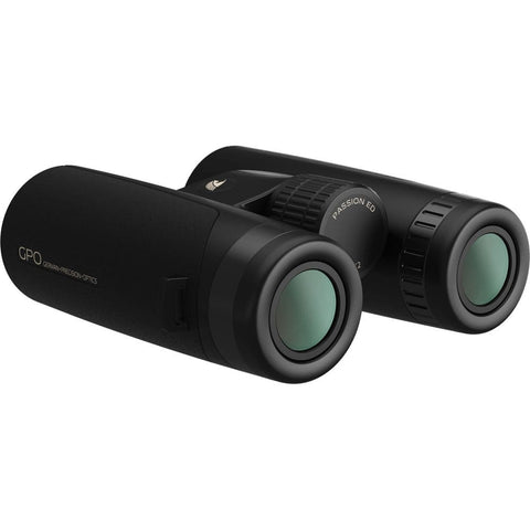 GPO 10X42 Passion ED 42 Binoculars Black Rear Left View