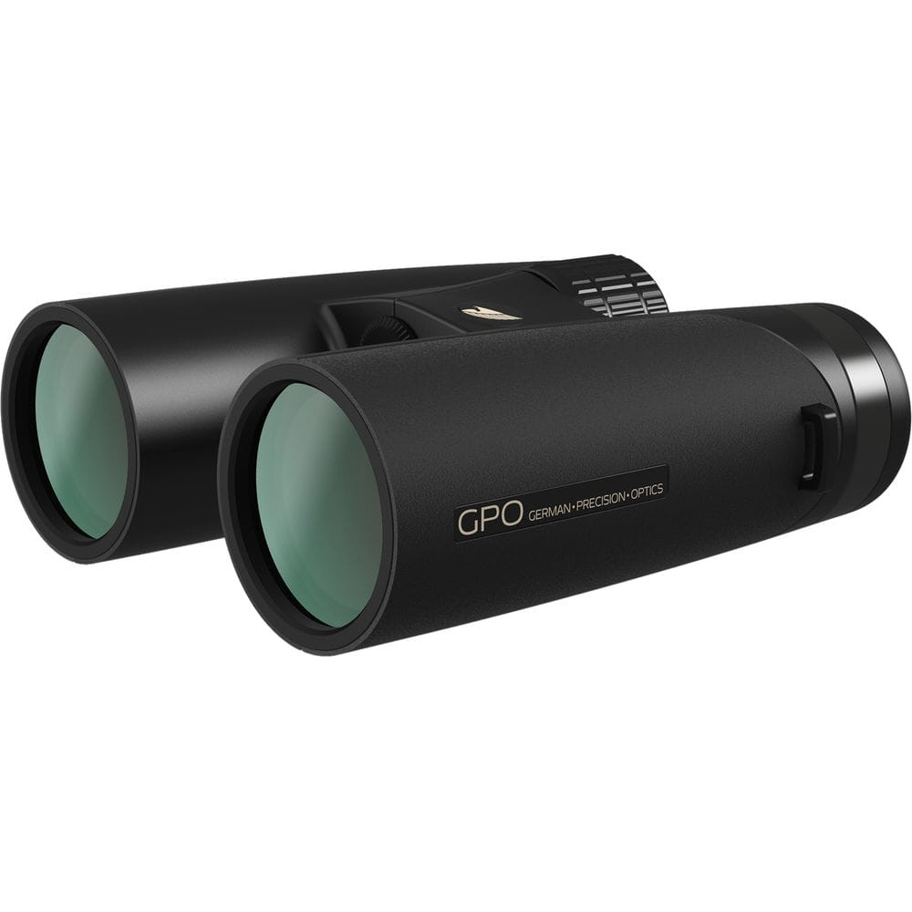 GPO 8X32 Passion ED 32 Binoculars Black Front Left View