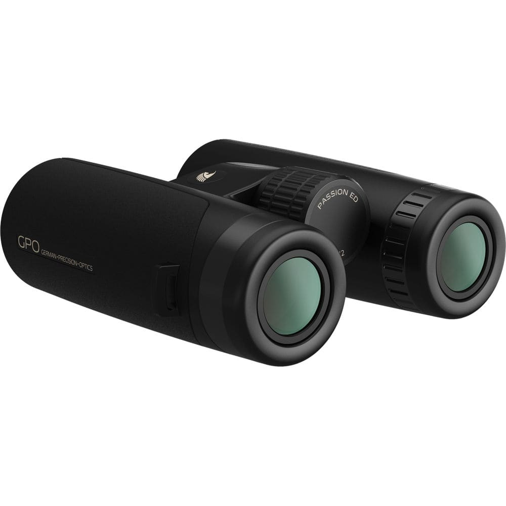 GPO 8X42 Passion ED 42 Binoculars Black Rear Left View