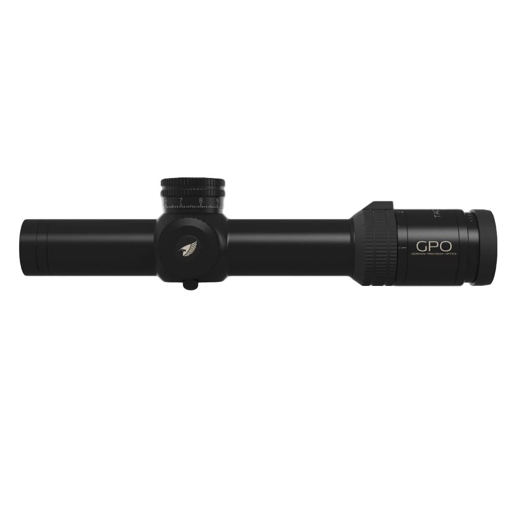 GPO TAC 1-8x24i Riflescope Side View