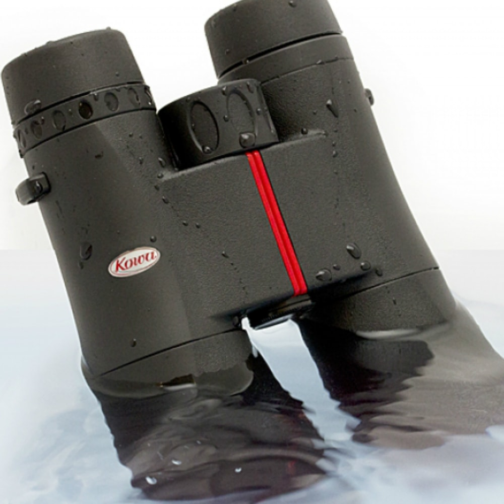 Kowa 10X42 SV Roof Prism Binoculars In Water