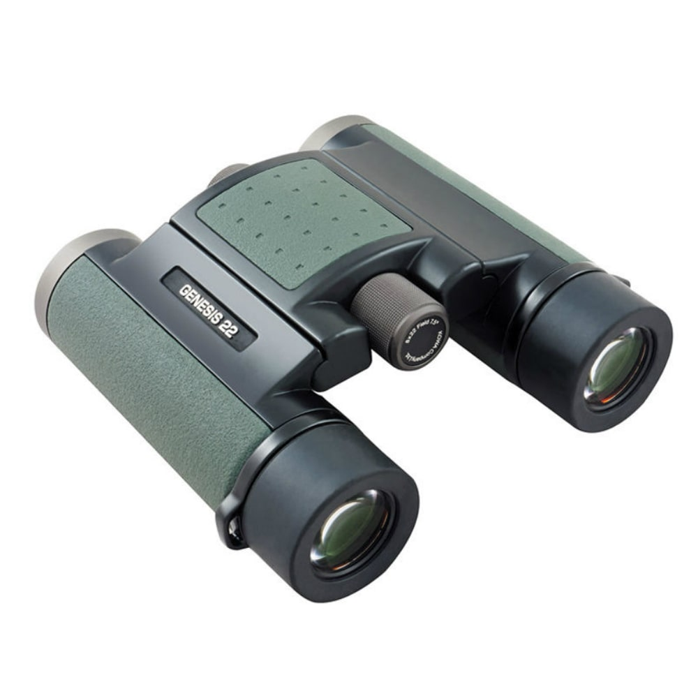 Kowa 10x22 Genesis Prominar XD Binoculars Rear Right View