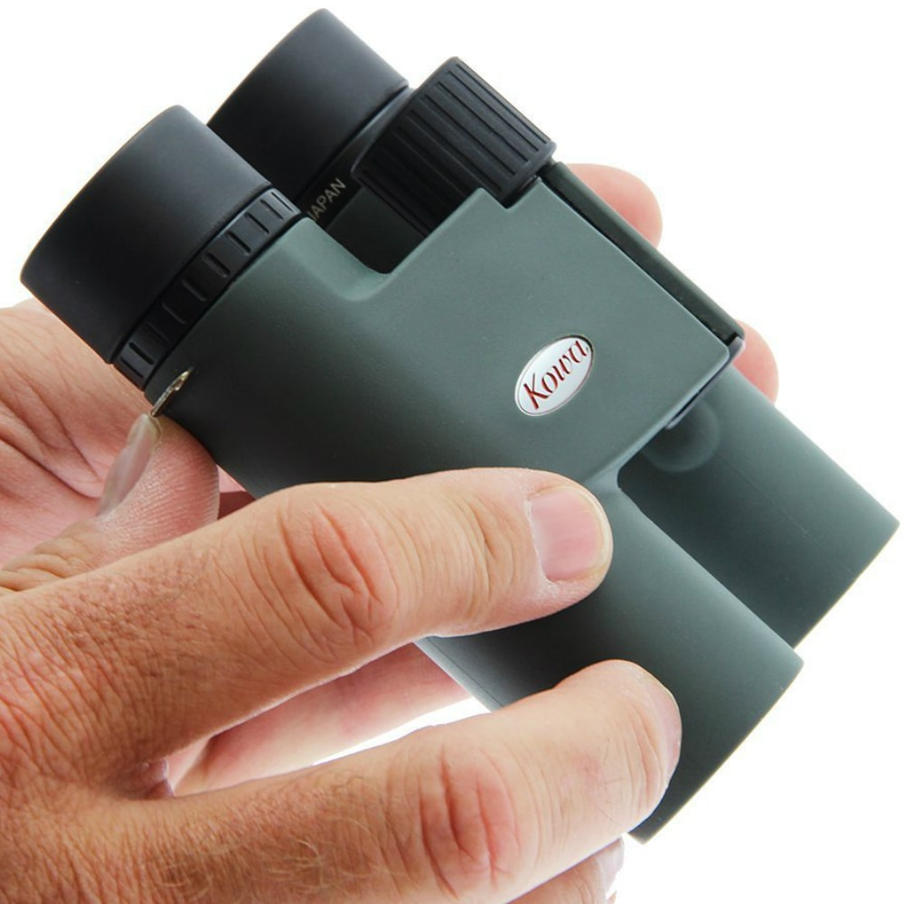 Kowa 10x25 Roof Prism Binoculars BD25-10GR In Use