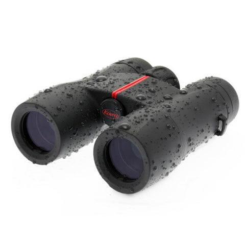 Kowa 8X32 SV Roof Prism Binoculars Front Left View Wet