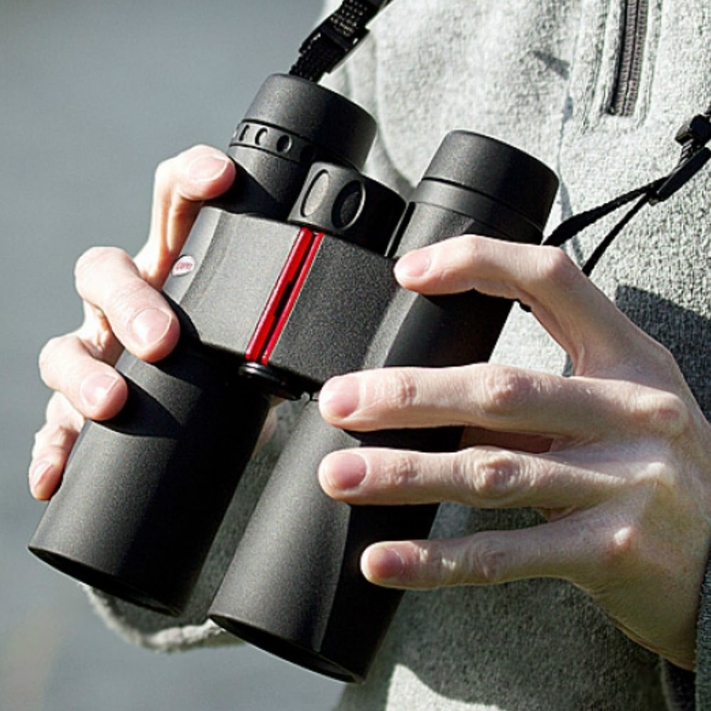 Kowa 8X42 SV Roof Prism Binoculars In Use